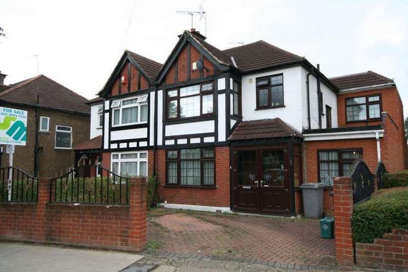 4 Bedrooms Semi Detached House for sale in Windermere Avenue, South Kenton, HA9 8QT