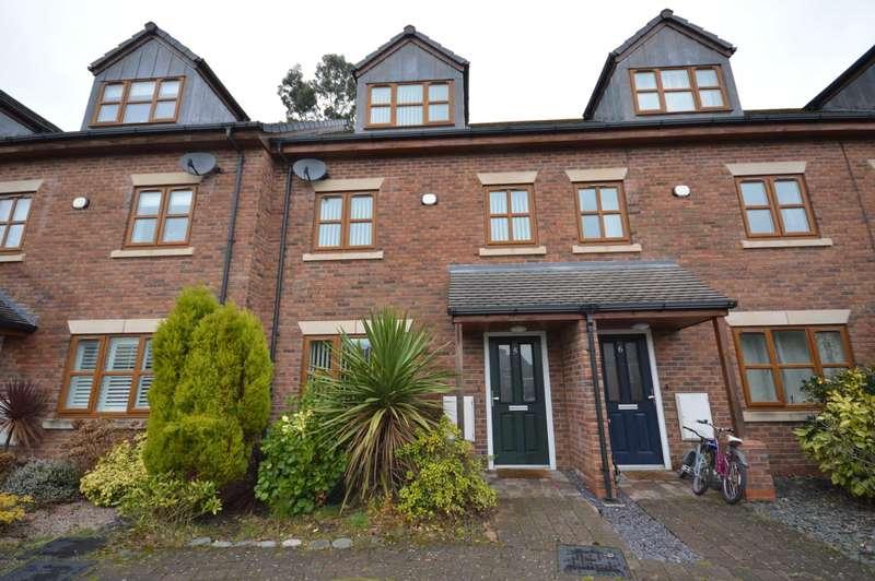 4 Bedrooms Town House for sale in Village Mews, Higher Bebington