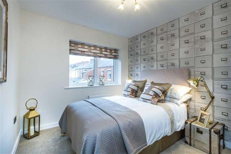 3 Bedrooms Town House for sale in Mill Gardens, Great Harwood, Lanacshire