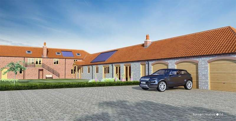 Barn Character Property for sale in Main Street, Manton, Lincolnshire