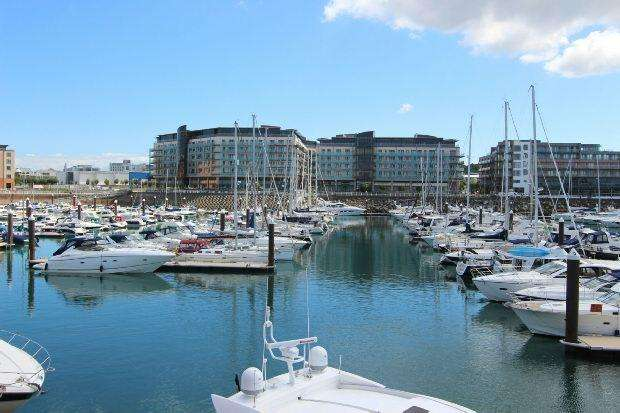 2 Bedrooms Flat for sale in B624 Millias House, Castle Quay, St Helier