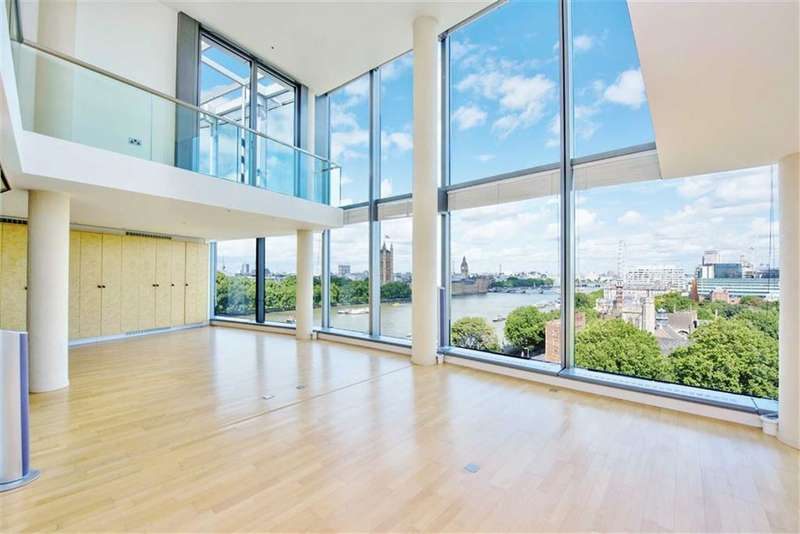 3 Bedrooms Apartment Flat for rent in Parliament View Apartments, 1 Albert Embankment, London