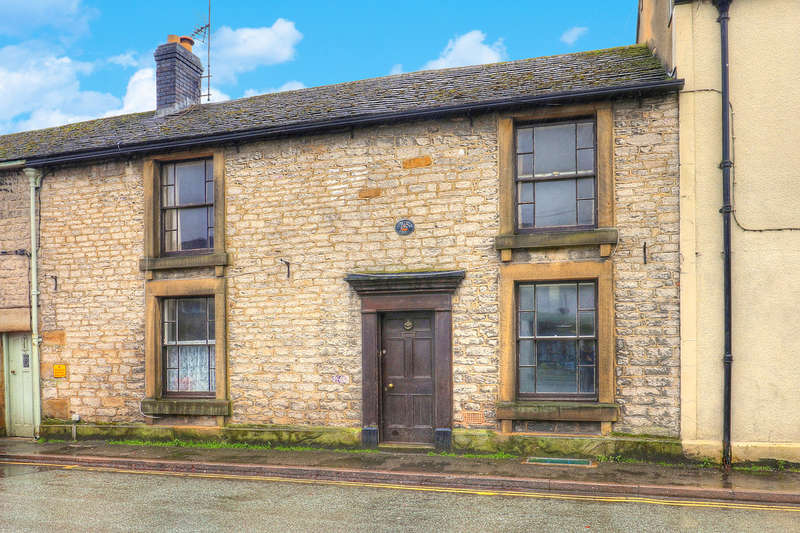 4 Bedrooms Terraced House for sale in How Lane, Castleton, Hope Valley
