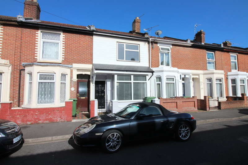 3 Bedrooms Terraced House for sale in Frogmore Road, Southsea