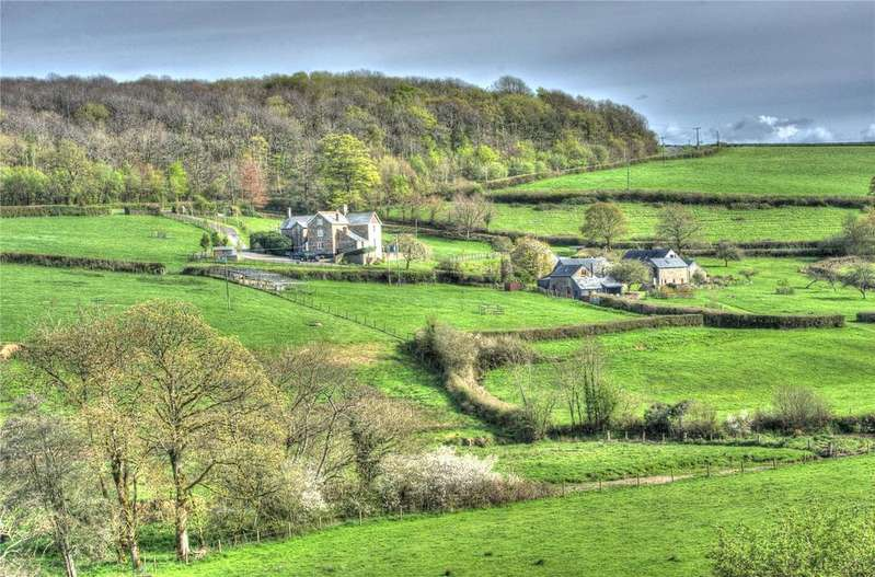 14 Bedrooms House for sale in Lifton, Devon