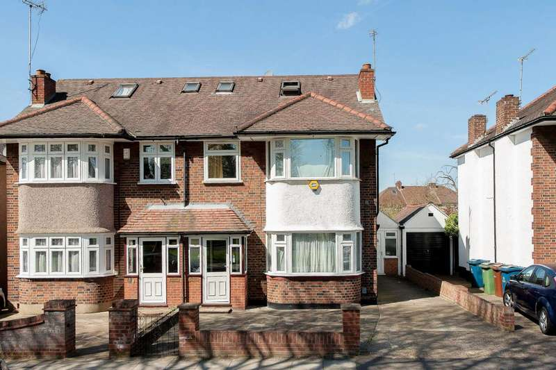 5 Bedrooms House for sale in Alexandra Avenue, South Harrow, HA2