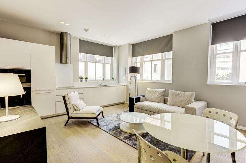 2 Bedrooms Apartment Flat for sale in Stukeley Street, Covent Garden, WC2B
