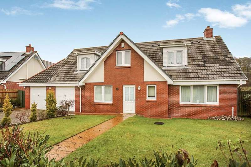 3 Bedrooms Detached House for sale in Templand, Crossmichael, Castle Douglas, DG7