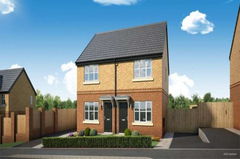 2 Bedrooms Property for sale in Whalleys Road, Skelmersdale, WN8