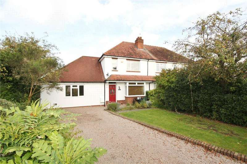 3 Bedrooms Semi Detached House for sale in Danes Green, Claines, Worcester, Worcestershire, WR3