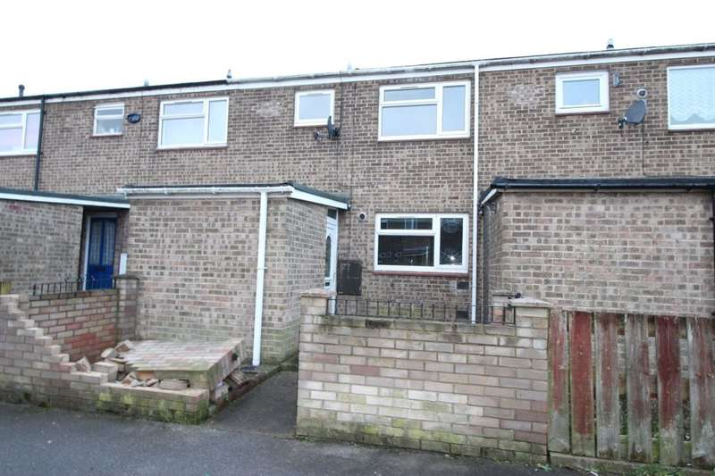 3 Bedrooms Terraced House for sale in Trawden Close, Bransholme, Hull, HU7