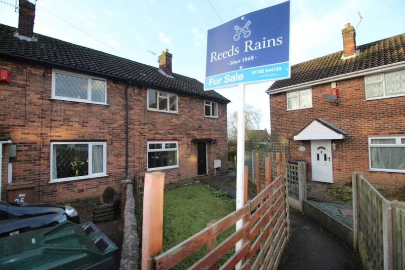 3 Bedrooms Semi Detached House for sale in Brookfield Road, Stoke-On-Trent, ST2