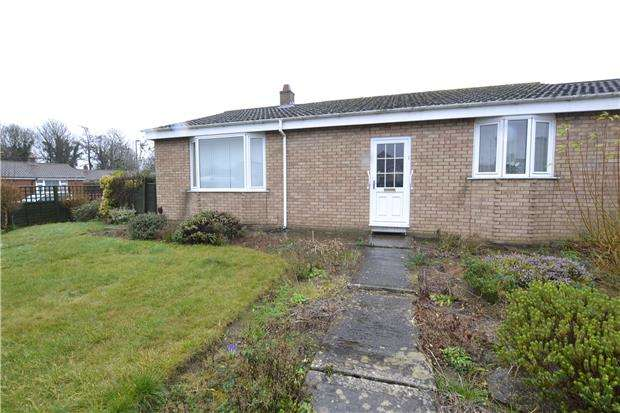 3 Bedrooms Semi Detached Bungalow for sale in Elm Drive, Brockworth, GLOUCESTER, GL3 4DH