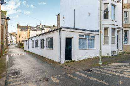 1 Bedroom End Of Terrace House for sale in Clarence Street, Morecambe, Lancashire, United Kingdom, LA4