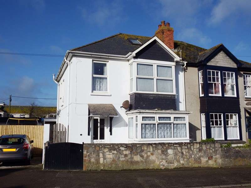 4 Bedrooms Semi Detached House for sale in St Pirans Road, PERRANPORTH