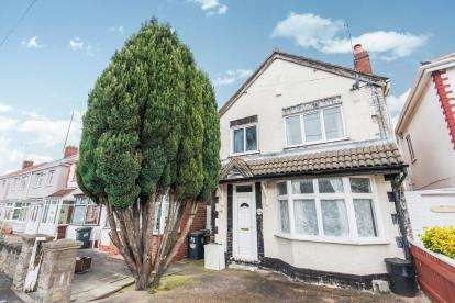 3 Bedrooms Detached House for sale in Grosvenor Street, Heath Town, Wolverhampton, West Midlands