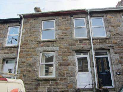 3 Bedrooms Terraced House for sale in Heamoor, Penzance, Cornwall