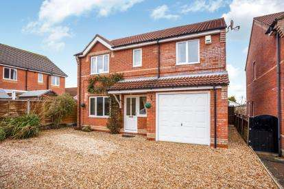 5 Bedrooms Detached House for sale in Rookery Close, Louth, Lincolnshire