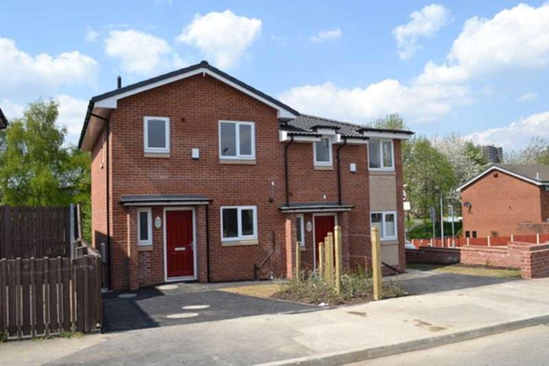3 Bedrooms Semi Detached House for sale in Baydon Ave, Salford