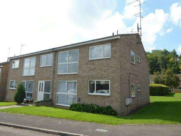 2 Bedrooms Apartment Flat for sale in Lodge Close, Banbury
