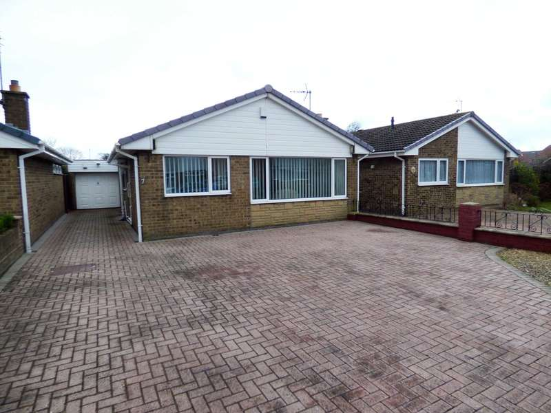 2 Bedrooms Detached Bungalow for sale in Rawley Drive, Redcar