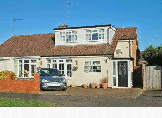 3 Bedrooms Semi Detached House for sale in Park Lane, Duston, Northampton NN5 6QW