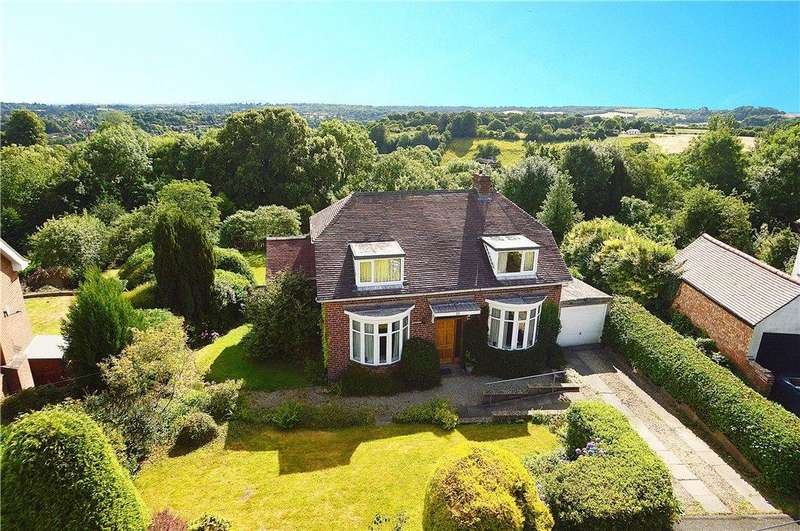 3 Bedrooms Detached House for sale in Hernes Nest, Bewdley, DY12