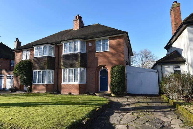 3 Bedrooms Semi Detached House for sale in Hawthorne Road, Bournville Village Trust, Kings Norton, B30