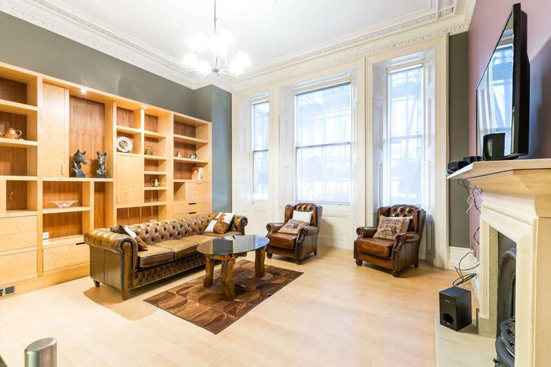 3 Bedrooms Maisonette Flat for sale in Cornwall Gardens, South Kensington, SW7