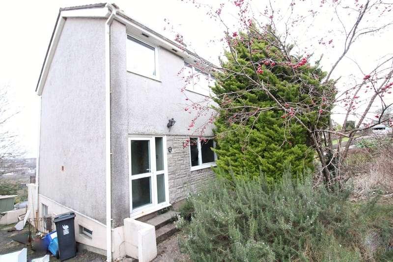 3 Bedrooms Semi Detached House for sale in Laurel Road, Bassaleg, Newport, NP10
