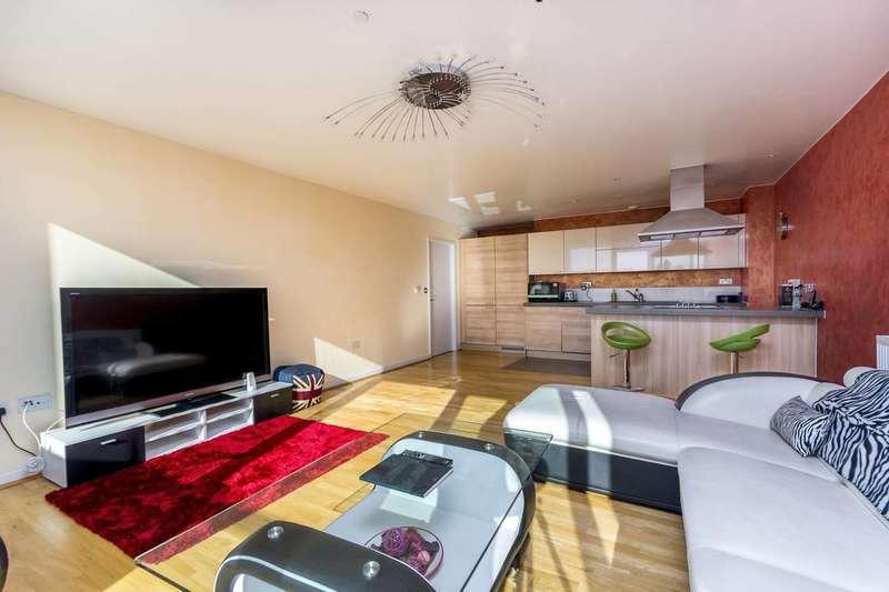 3 Bedrooms Flat for rent in Laban Walk, Deptford, SE8