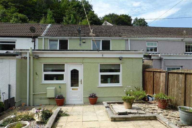 2 Bedrooms Terraced House for sale in 23 Glannant Place, Cwmgwrach, Neath