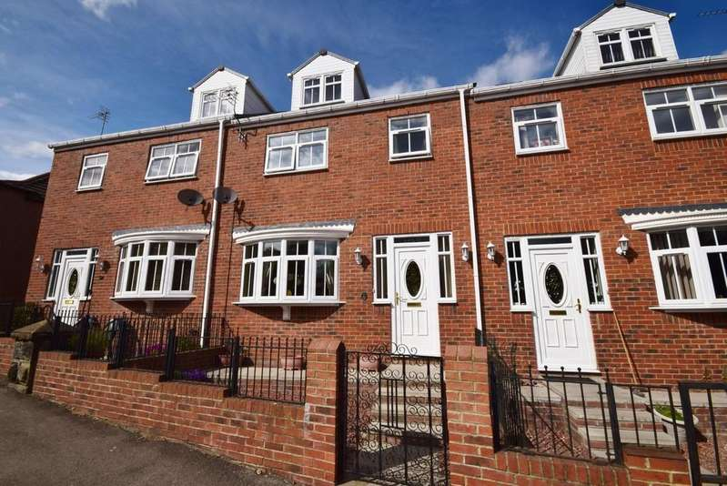 4 Bedrooms Town House for sale in Eden Villas, No Place, Beamish