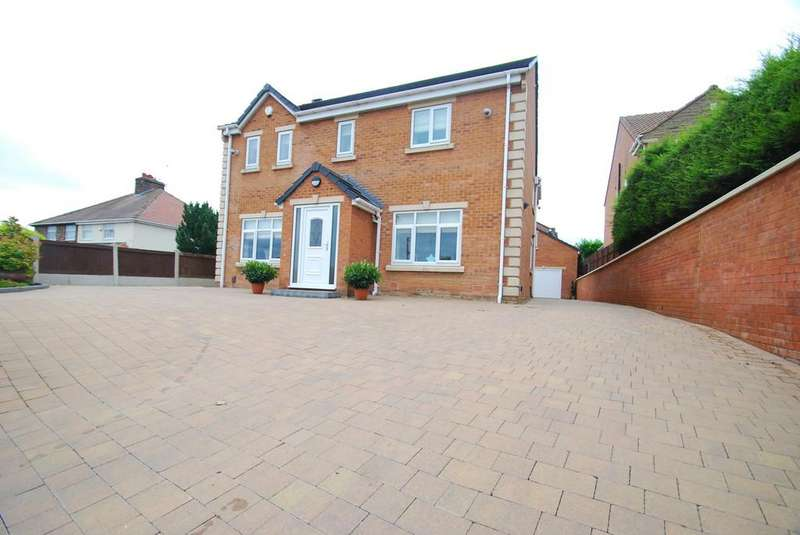 5 Bedrooms Detached House for sale in Huddersfield Road, Darton, Barnsley S75