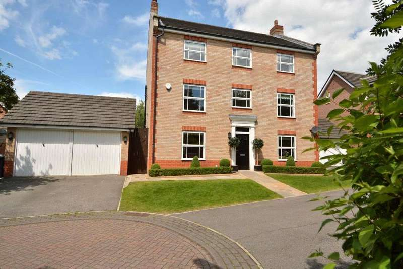 7 Bedrooms Detached House for sale in Heydon Close, Leeds