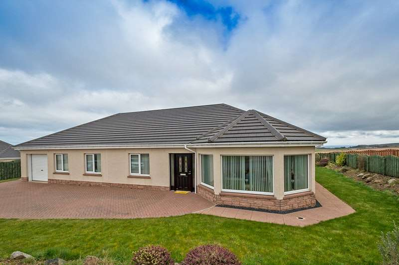 4 Bedrooms Bungalow for sale in Troup View, Gardenstown, Aberdeenshire, AB45