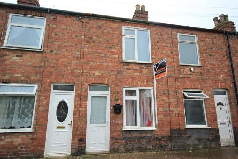 2 Bedrooms Terraced House for sale in Hilda Street, Boston