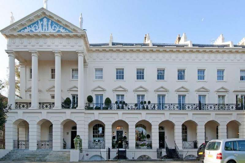 7 Bedrooms House for rent in Hanover Terrace, Regents Park, NW1