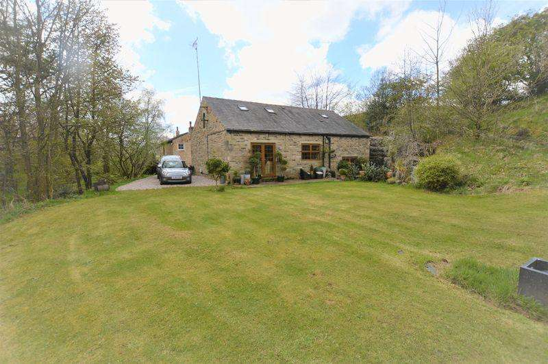 5 Bedrooms Detached House for sale in Ealees, Littleborough