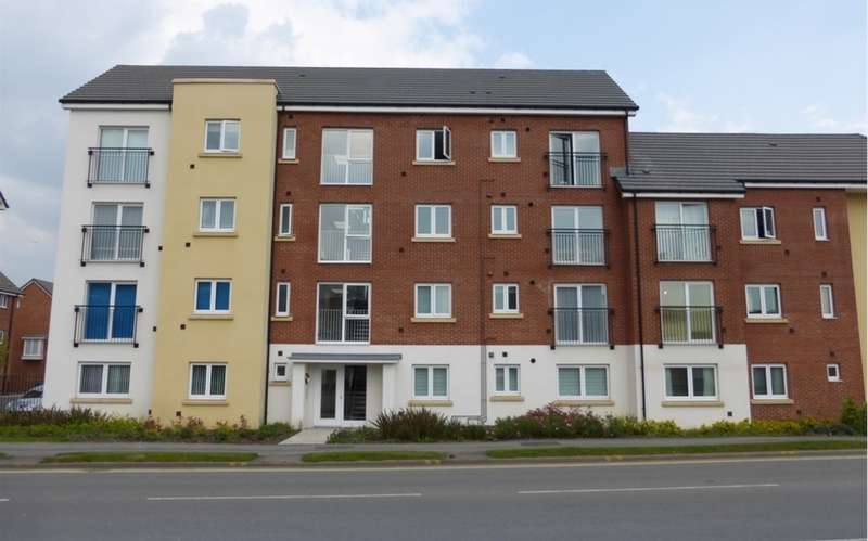 2 Bedrooms Flat for sale in New Cut Road, Swansea
