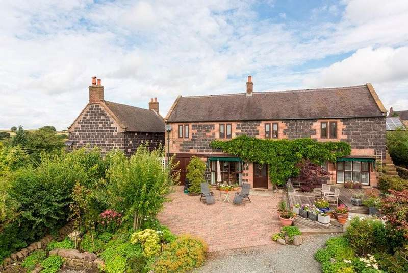 3 Bedrooms Barn Conversion Character Property for sale in Black Lane, Whiston