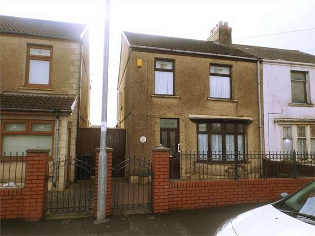 3 Bedrooms Semi Detached House for sale in Newbridge Road, Port Talbot, West Glamorgan