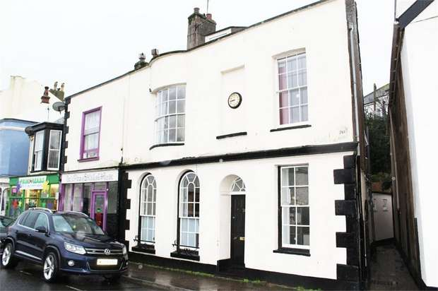 1 Bedroom Flat for sale in Brunswick Place, Dawlish, Devon