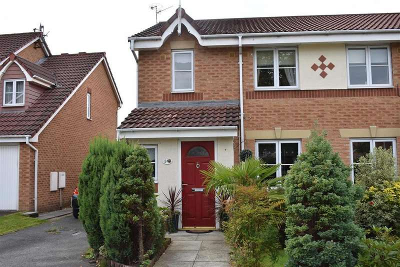 3 Bedrooms Semi Detached House for sale in Telford Drive, St. Helens