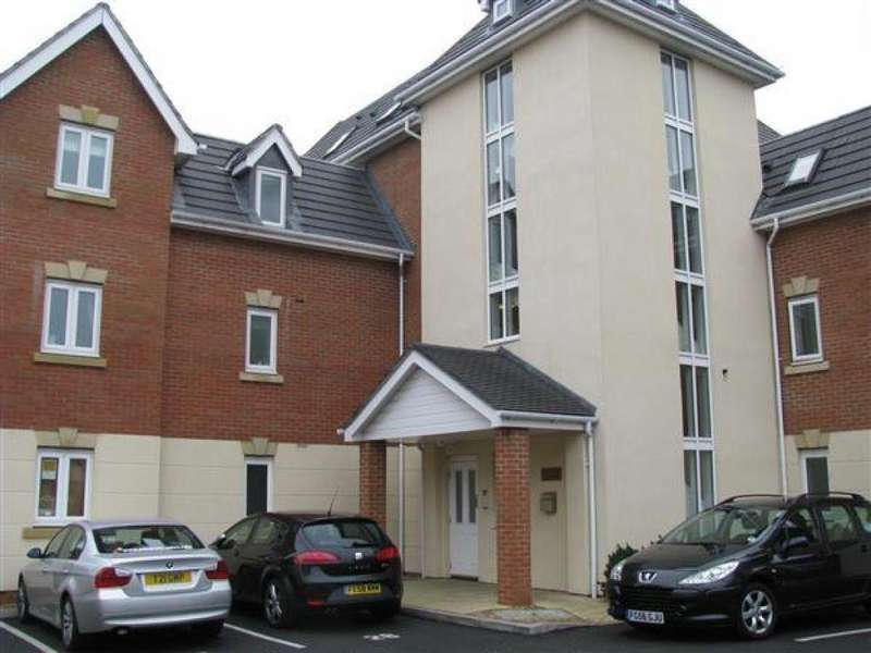2 Bedrooms Flat for sale in Mallory House, Southfield Court, Southfield Road, Hinckley
