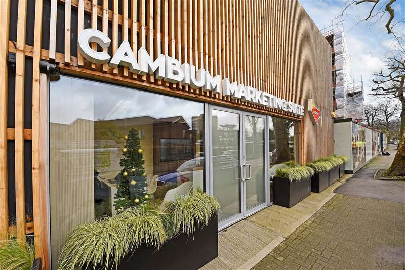 1 Bedroom Apartment Flat for sale in Cambium, Southfields
