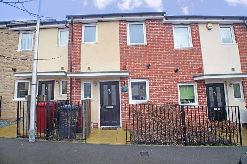 2 Bedrooms Terraced House for sale in Tay Road, Tilehurst, Reading, RG30