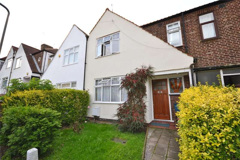3 Bedrooms Terraced House for sale in Manus Way, Whetstone, London, N20