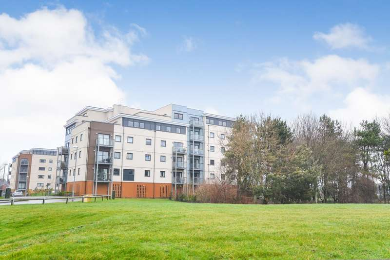 2 Bedrooms Flat for sale in Scotney House, Groombridge Avenue, Eastbourne, BN22