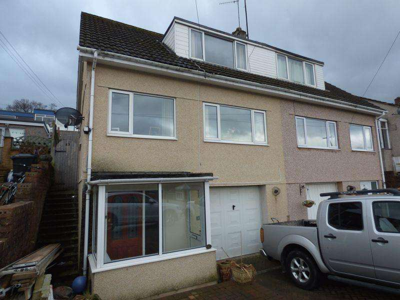 2 Bedrooms Semi Detached House for sale in 43 Maes Y Llan, Conwy LL32 8NB